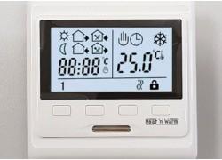 Термостат программируемый ЧТК HW 500